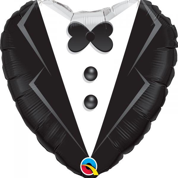 Wedding Tuxedo Balloon