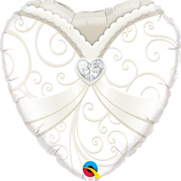 Wedding Gown Balloon