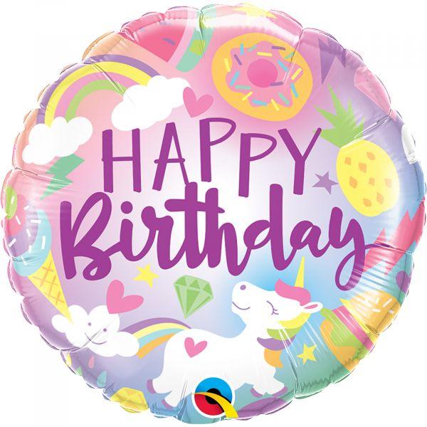 Birthday Fantastical Fun Balloon