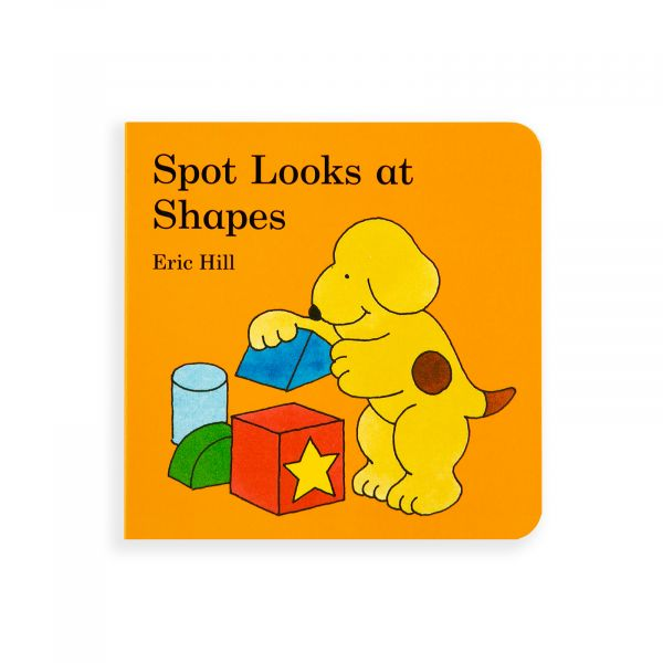 Spot Looks Book at Shapes