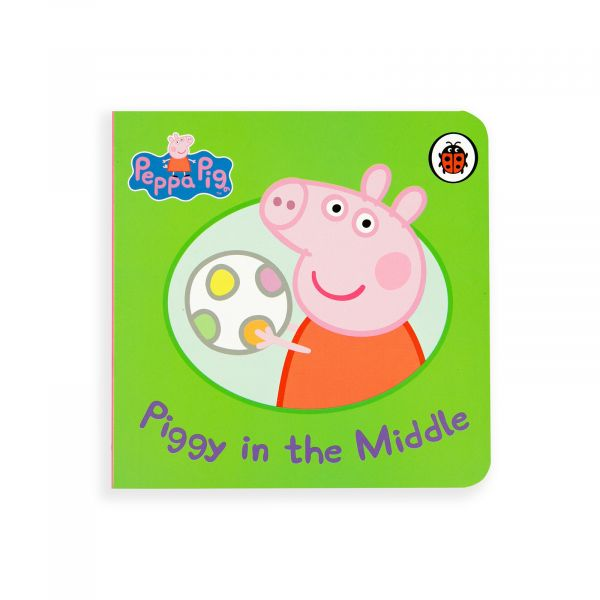 Peppa Pig Book Piggy In The Middle