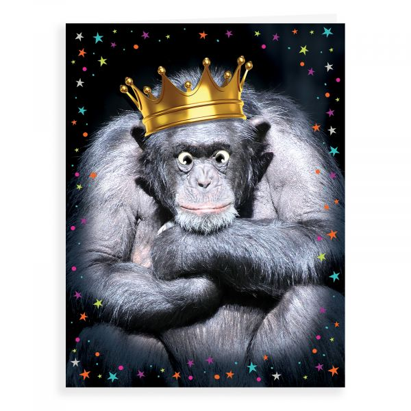 Blank Card, Gorilla