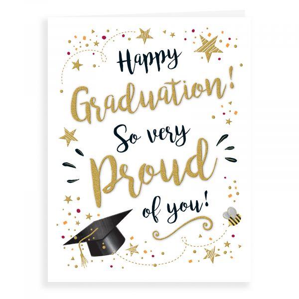 Graduation Card, Mortarboard