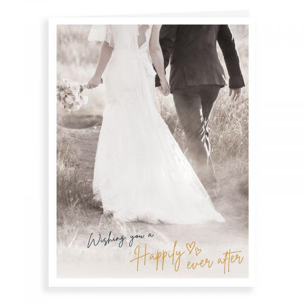 Wedding Card, Couple Photo