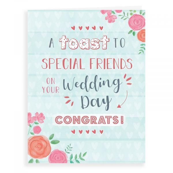 Wedding Card Friends