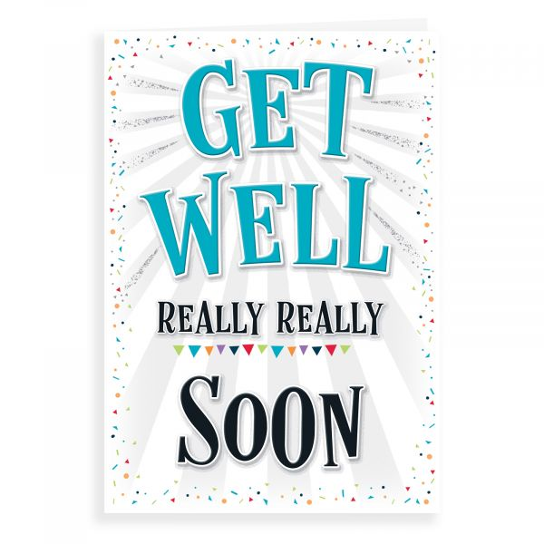 Get Well Card, Really Really Soon