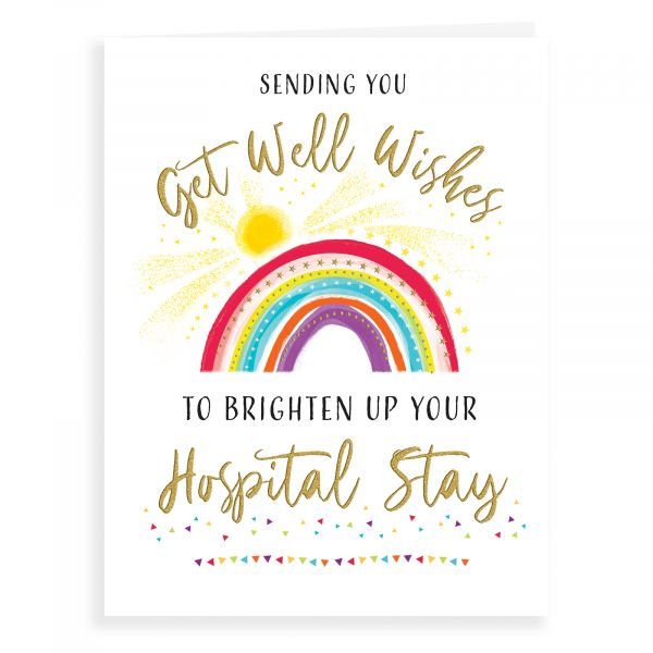Get Well Card Hospital