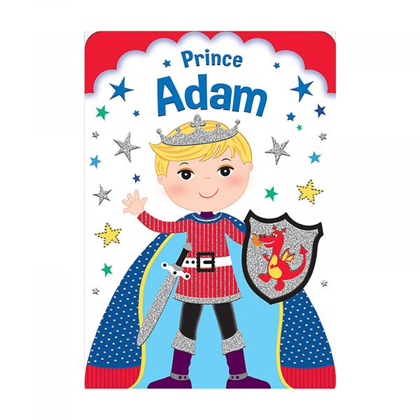 Birthday Card Adam