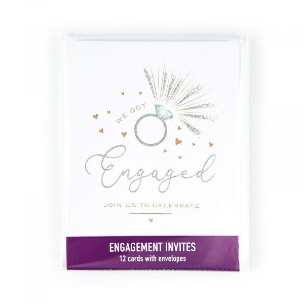 Invitation Pack Engagement