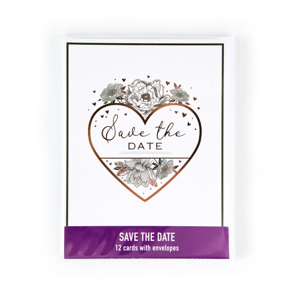 Invitation Pack Save the Date