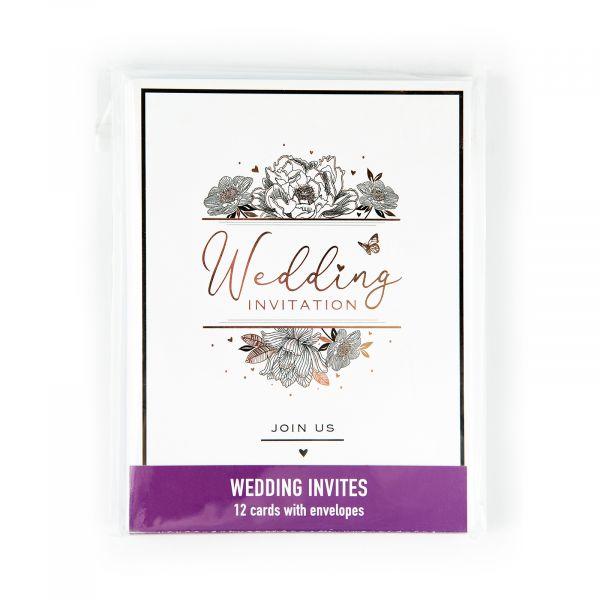 Invitation Pack Wedding