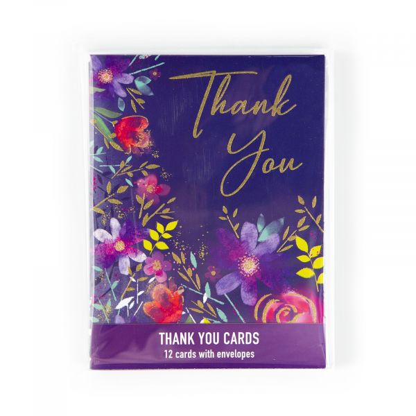 Thank You Packs  Floral