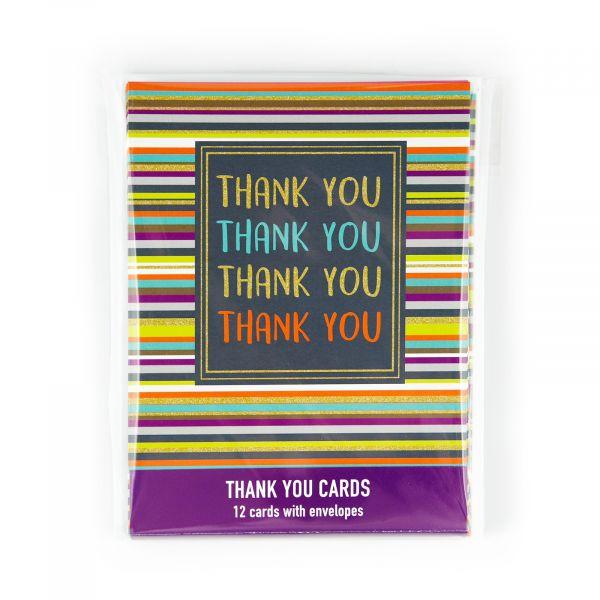 Thank You Packs  Stripes