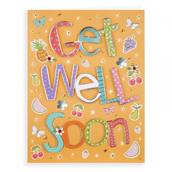 Get Well Card, Fruit