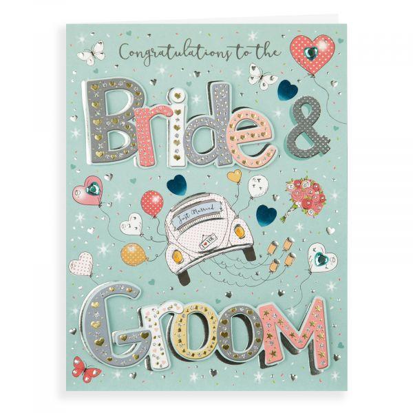 Wedding Card, Car