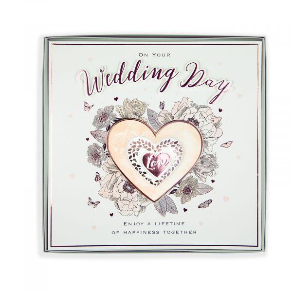 Birthday Boxed Card Wedding
