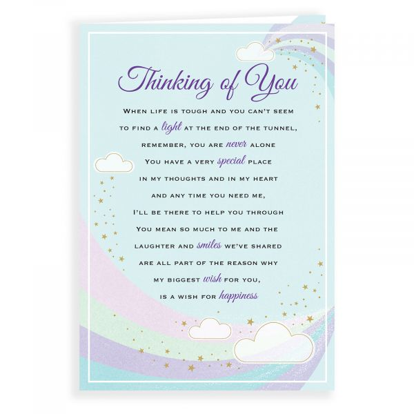 Thinking of You Card Thinking of You