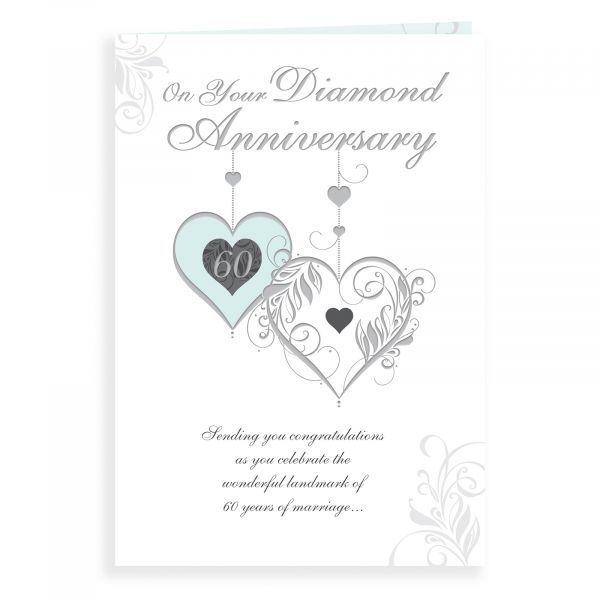 Anniversary Card Diamond Your