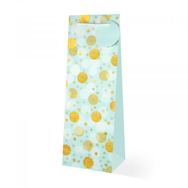 Bubbles Bottle Gift Bag