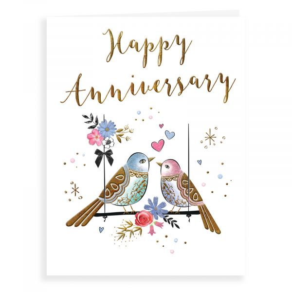 Anniversary Card Your