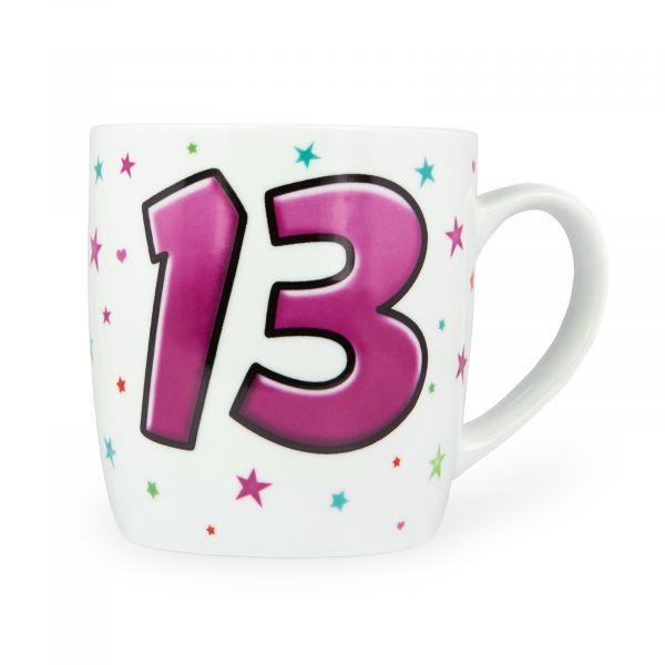 Age 13 Female Mug