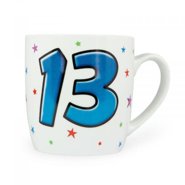Age 13 Male Mug