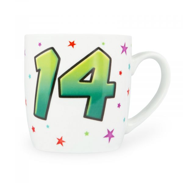Age 14 Mug