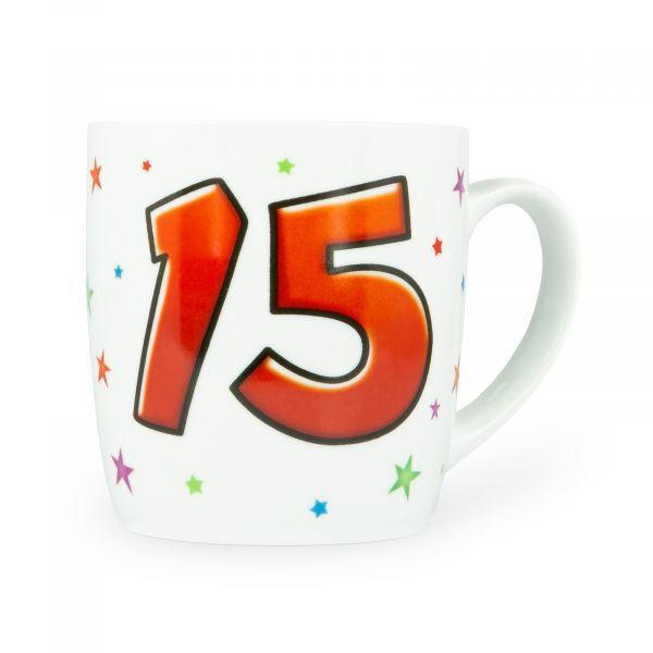 Age 15 Mug