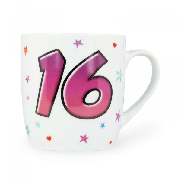 Age 16 Female Mug