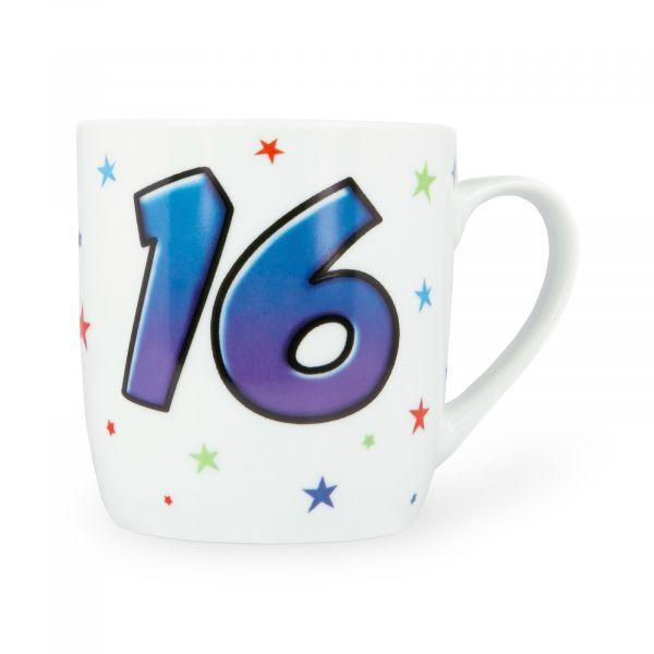 Age 16 Male Mug