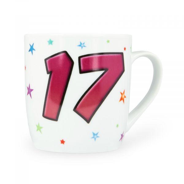 Age 17 Mug