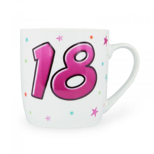 Age 18 Female Mug