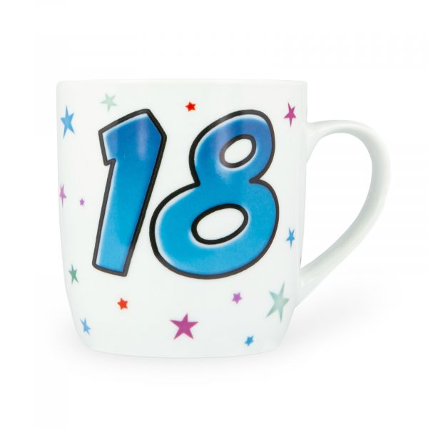 Age 18 Male Mug