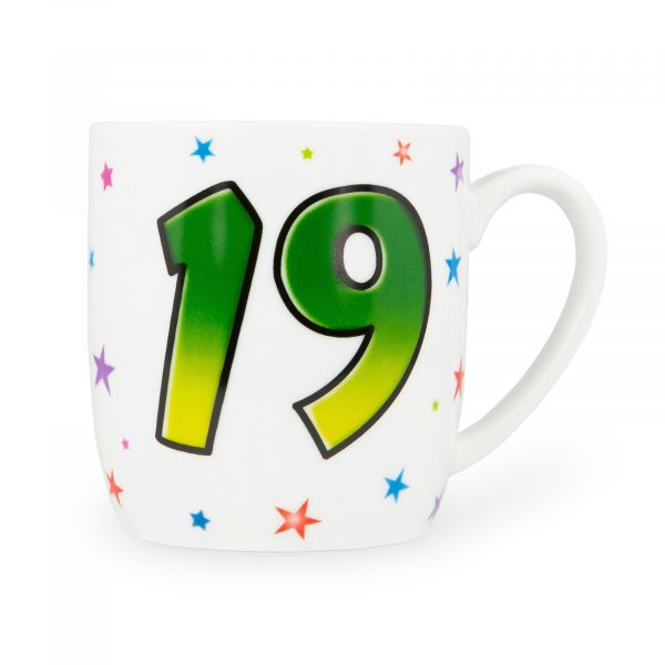 Age 19 Mug