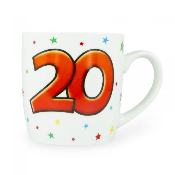 Age 20 Mug