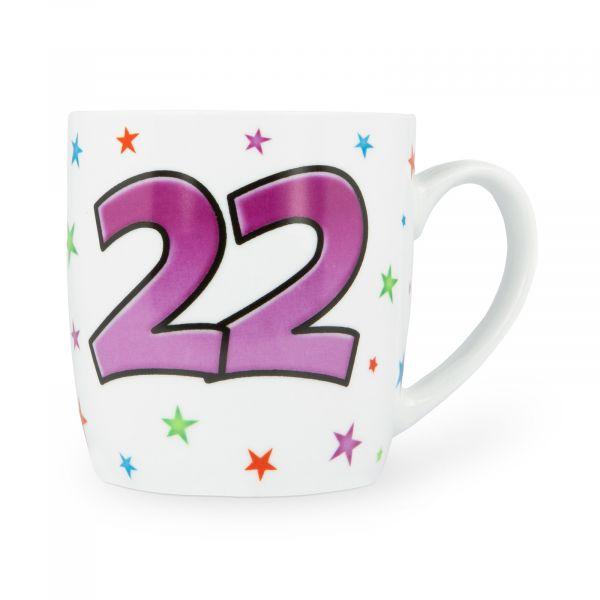 Age 22 Mug