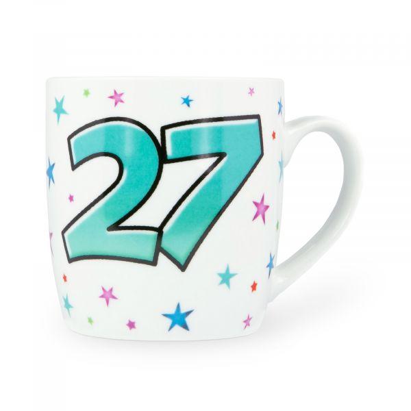 Age 27 Mug