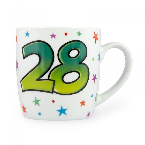 Age 28 Mug