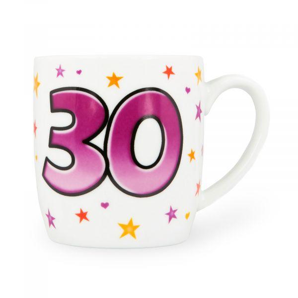 Age 30 Female Mug