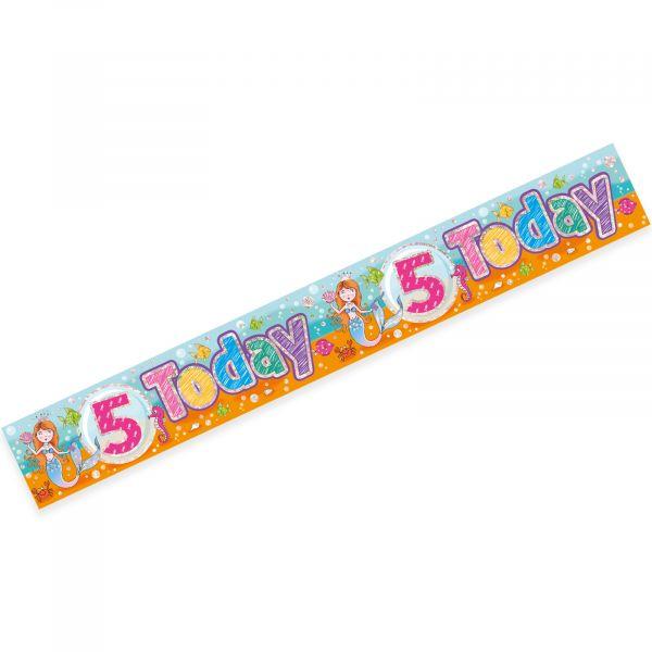 Age 5 Female Banner