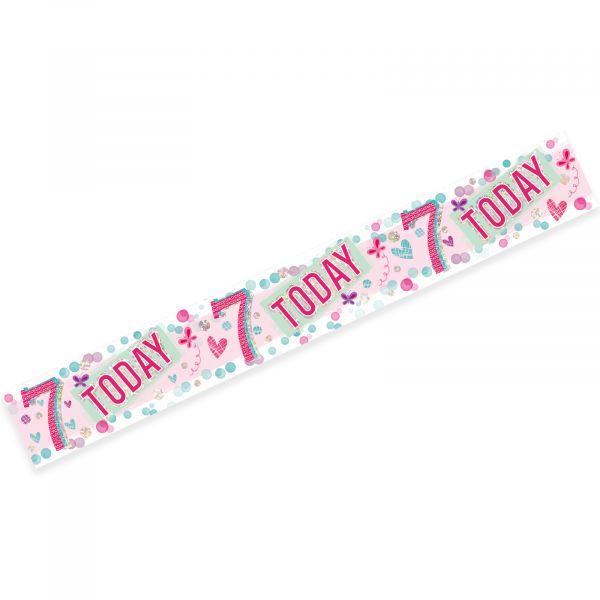 Age 7 Female Banner