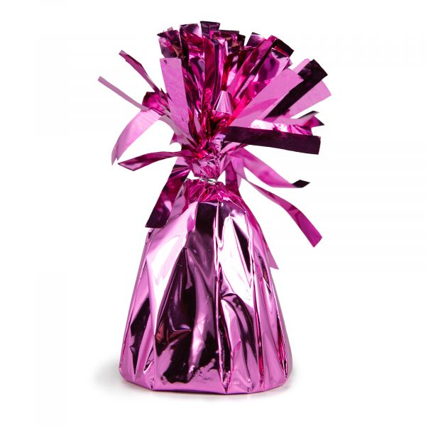 Foil Balloon Weight  Baby Pink
