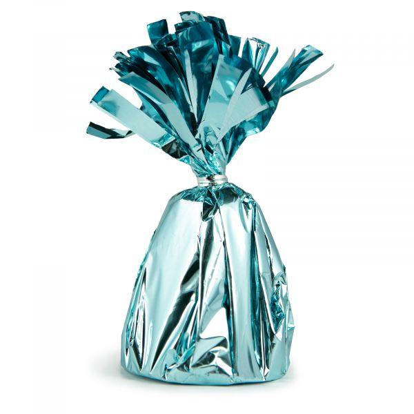 Foil Balloon Weight  Baby Blue