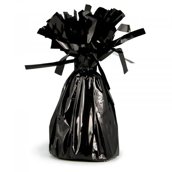 Foil Balloon Weight  Black