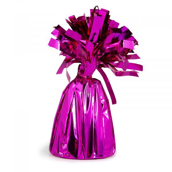 Foil Balloon Weight  Hot Pink