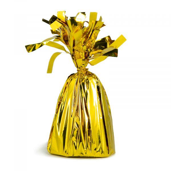 Foil Balloon Weight  Gold