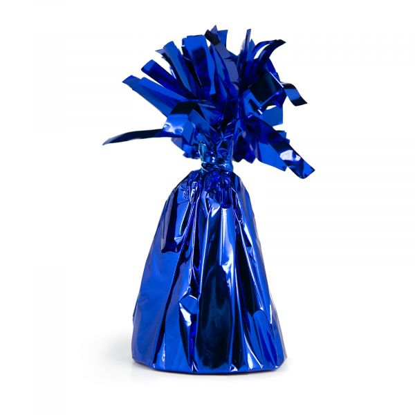 Foil Balloon Weight  Blue