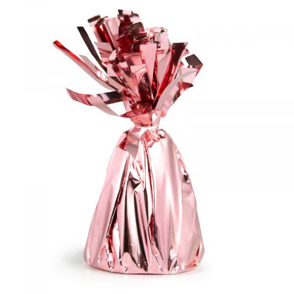 Foil Balloon Weight  Rose Gold