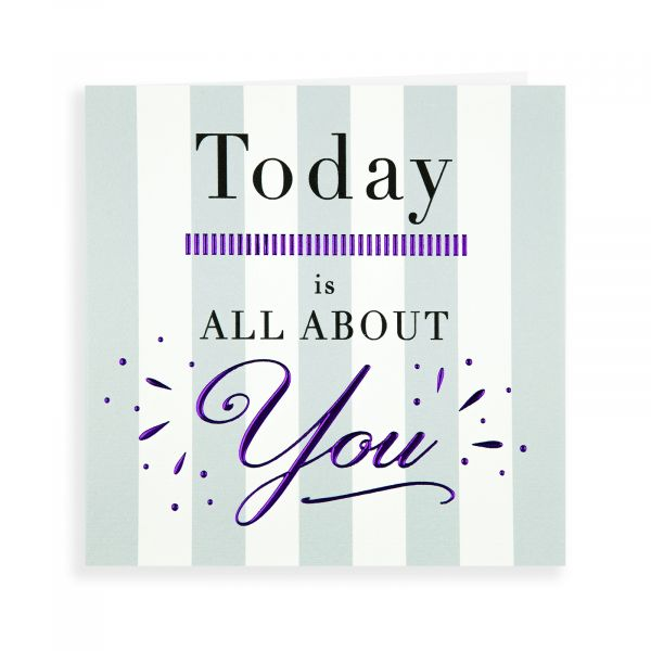 Birthday Card Open, Today Is All About You 2