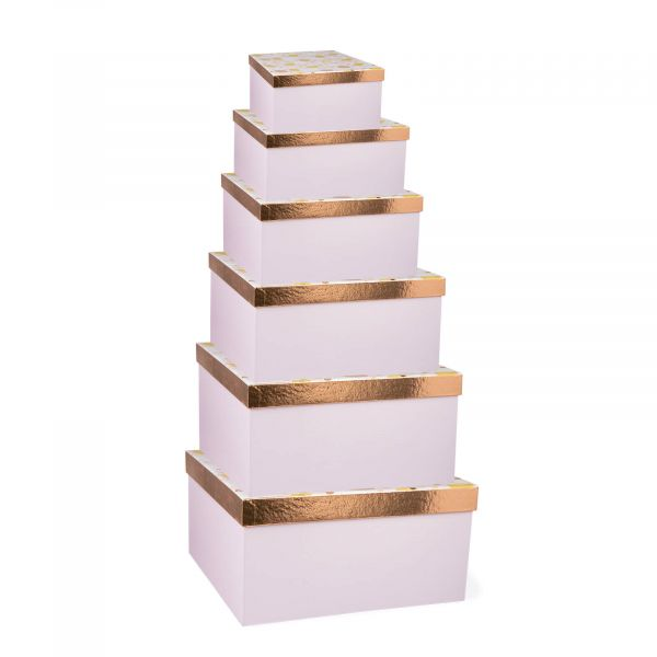 Female Dots Gifts Boxes